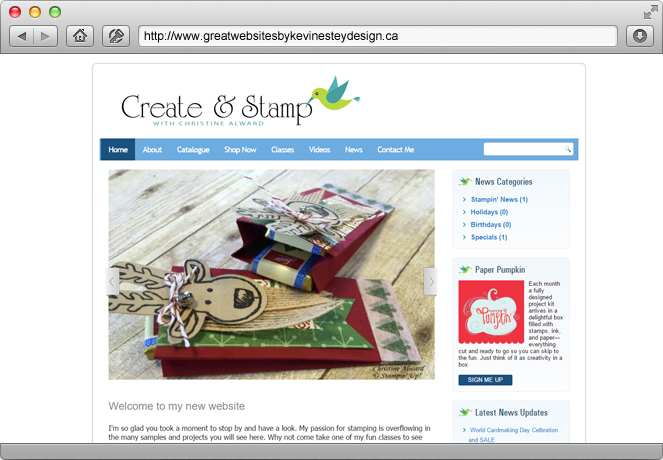websample-CreateAndStamp