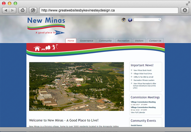 websample NewMinas