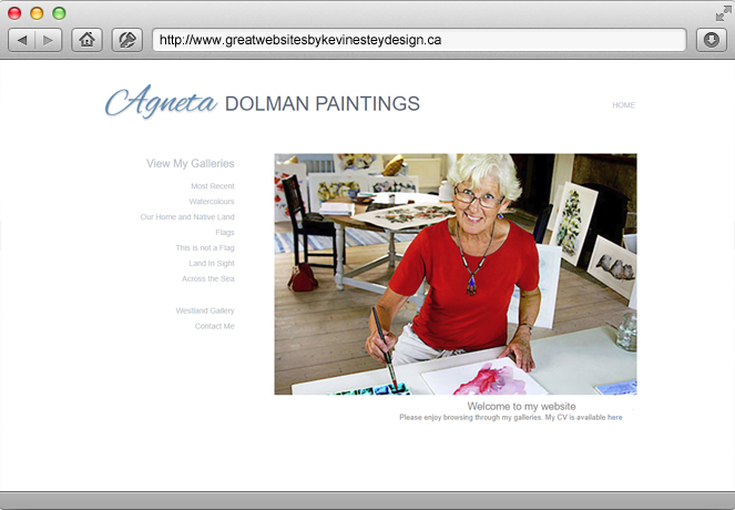 websample agnetadolman