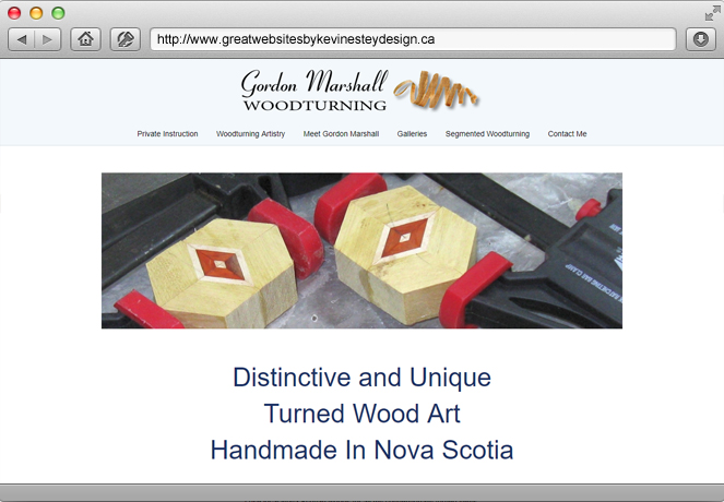 websample gordonmarshall