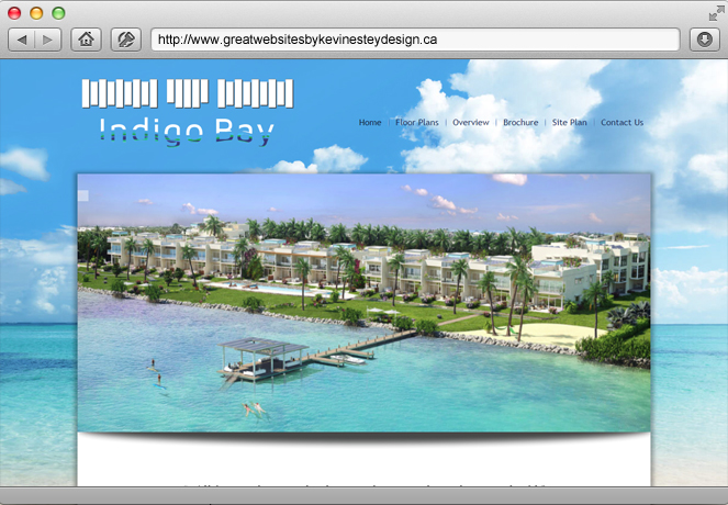 websample indigo bay