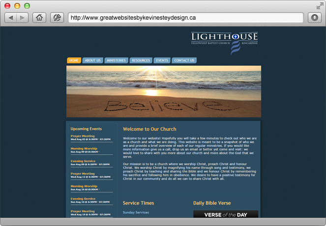 websample-lighthouse