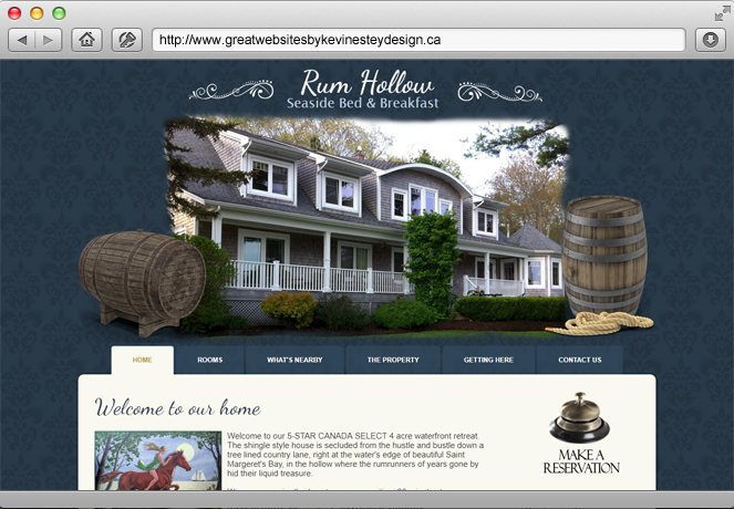 websample rum hollow